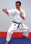 Dr. Derek Ochiai was inducted into the USA Karate Hall of Fame