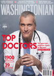 Congratulations to Dr. Clay Wellborn named Top Doctors in Washingtonian Magazine 2016